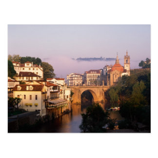 Amarante, Portugal Postcard