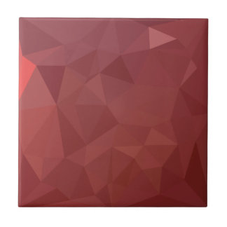 Amaranth Purple Abstract Low Polygon Background Tile