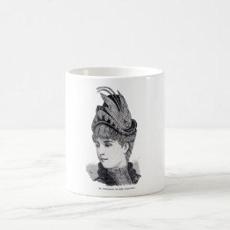 """Amaranto"" Classic White Coffee Mug"