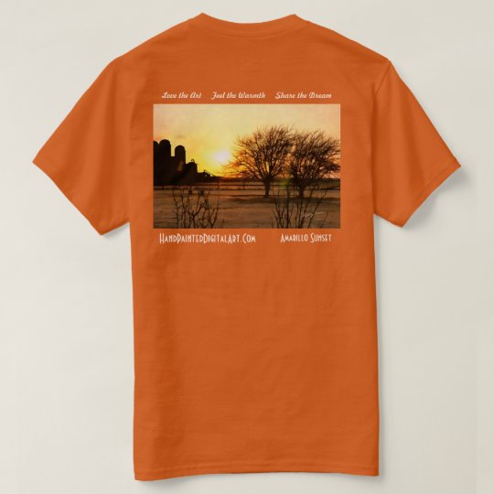 Amarillo Sunset T-Shirt