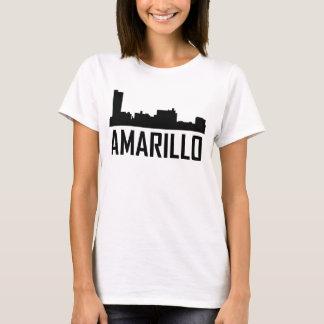 Amarillo Texas City Skyline T-Shirt