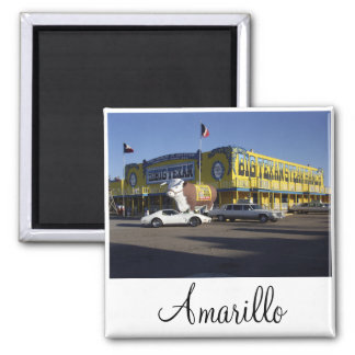 Amarillo, Texas Magnet