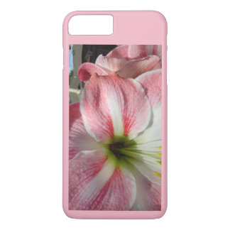 Amaryllis beautifull Flower bloom iPhone 8 Plus/7 Plus Case