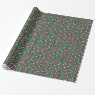 Amaryllis Christmas Wrapping Paper