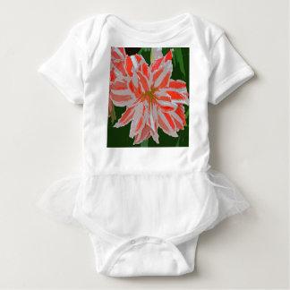 Amaryllis-d Baby Bodysuit