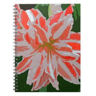 Amaryllis-d Notebook