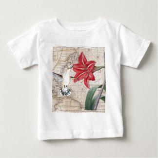 Amaryllis Mao Hummer Baby T-Shirt