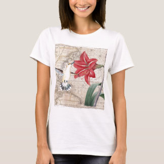 Amaryllis Mao Hummer T-Shirt