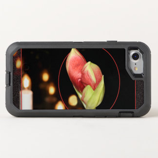 Amaryllis OtterBox Defender iPhone 8/7 Case