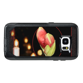 Amaryllis OtterBox Samsung Galaxy S7 Edge Case