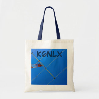 Amateur Radio Callsign Tote Bag