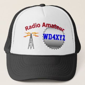 Amateur Radio hat