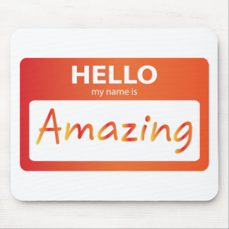 amazing 002 mouse pad