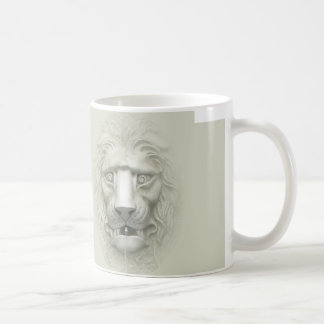 Amazing 3D Lion Coffee Mug