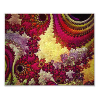 amazing Abstract fractal geometry Art Photo