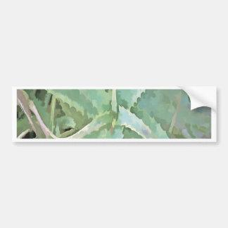 Amazing Aloe Vera Bumper Sticker