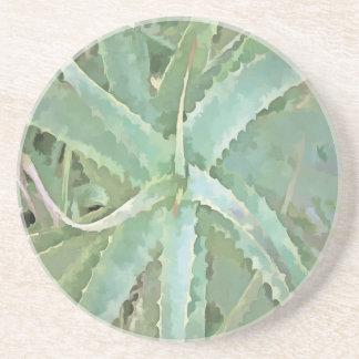 Amazing Aloe Vera Coaster