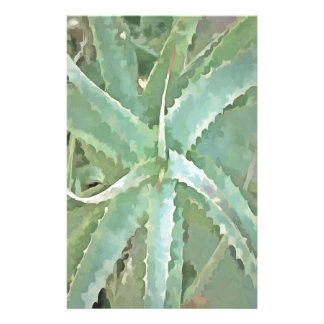 Amazing Aloe Vera Stationery