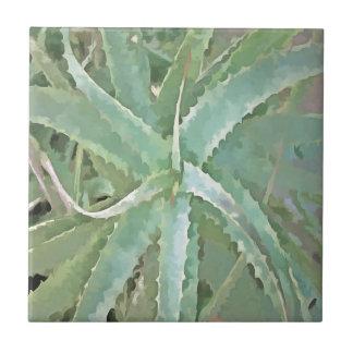 Amazing Aloe Vera Tile