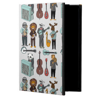 Amazing Animal Alphabet Band - Boy / Andrea Lauren Cover For iPad Air