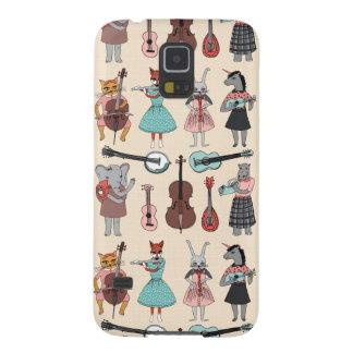 Amazing Animal Alphabet Band - Girl /Andrea Lauren Cases For Galaxy S5