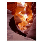 Amazing Arizon Antelope Canyon Postcard