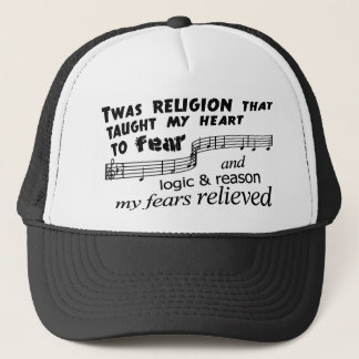 Amazing Atheism Trucker Hat