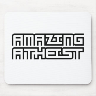 Amazing Atheist Mouse Pad