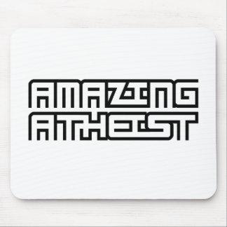 Amazing Atheist Mouse Pad