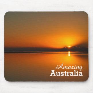 Amazing Australia mousepad