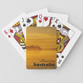 Amazing Australia playing cards