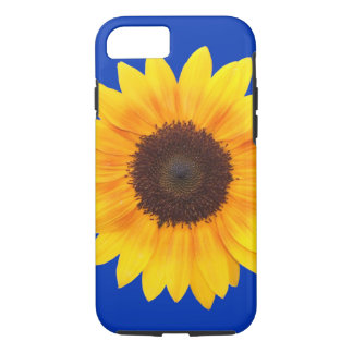 Amazing Autumn Beauty Sunflower iPhone 7 Case