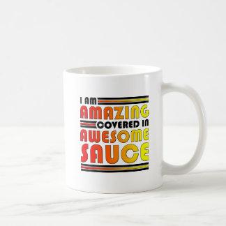 Amazing Awesome Sauce Funny Mug
