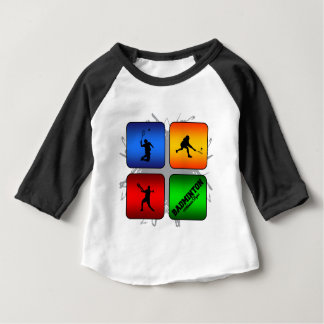 Amazing Badminton Urban Style Baby T-Shirt