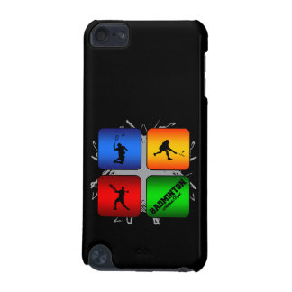 Amazing Badminton Urban Style iPod Touch (5th Generation) Cover