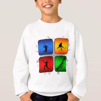 Amazing Badminton Urban Style Sweatshirt