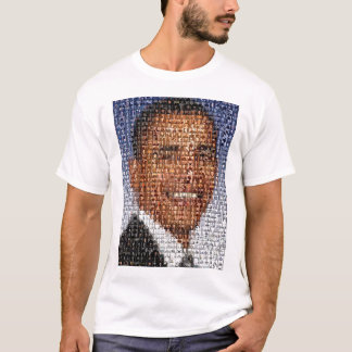 Amazing BARACK OBAMA montage shirt