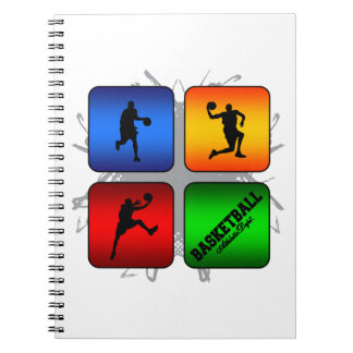 Amazing Basketball Urban Style Notebook