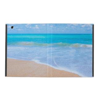 Amazing Beach Tropical Scene Photo iPad Cover
