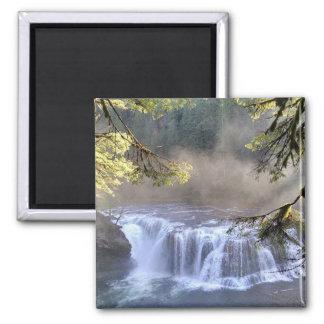 Amazing, Beautiful Waterfall Magnet