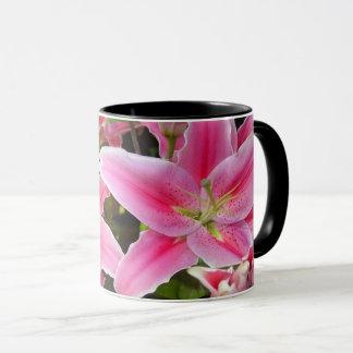 Amazing Beauty Flowers Mug