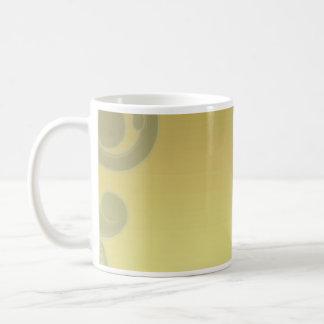 Amazing blackish floral wedding gift coffee mug