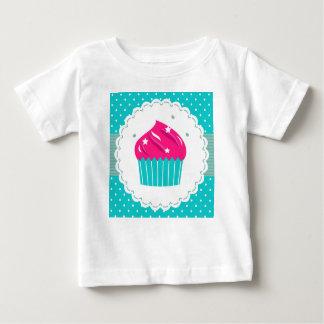 Amazing blue Cupcake pink blue Baby T-Shirt