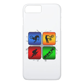 Amazing BMX Urban Style iPhone 8 Plus/7 Plus Case