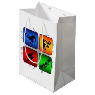 Amazing BMX Urban Style Medium Gift Bag