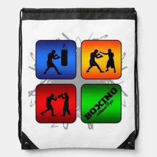 Amazing Boxing Urban Style Drawstring Bag