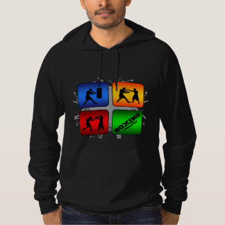 Amazing Boxing Urban Style Hoodie