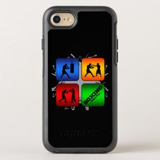Amazing Boxing Urban Style OtterBox Symmetry iPhone 7 Case