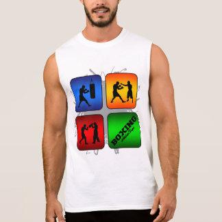 Amazing Boxing Urban Style Sleeveless Shirt