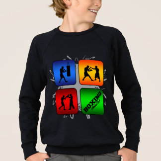 Amazing Boxing Urban Style Sweatshirt